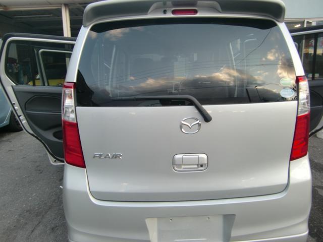 「マツダ」「フレア」「コンパクトカー」「山口県」の中古車34