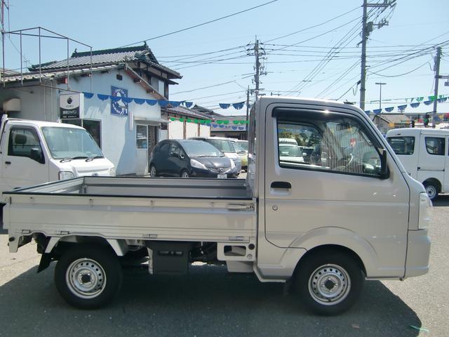 「スズキ」「キャリイトラック」「トラック」「山口県」の中古車4