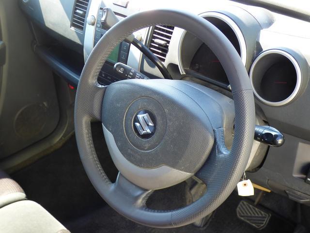 スズキ ワゴンR RR-Sリミテッド アルミホイール CD MD ベンチシート
