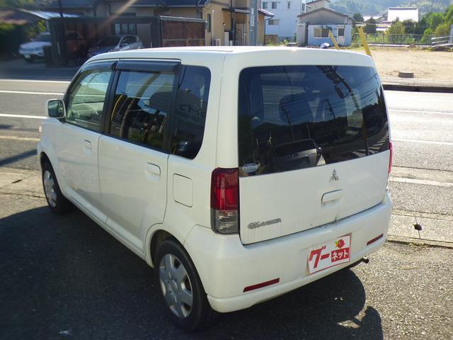 三菱 eKワゴン M キーレス CD ベンチシート