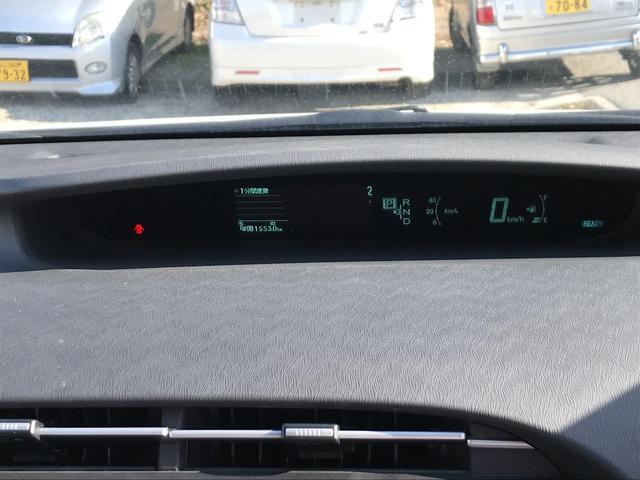 トヨタ プリウス S スマートキー プッシュスタート ナビ ETC