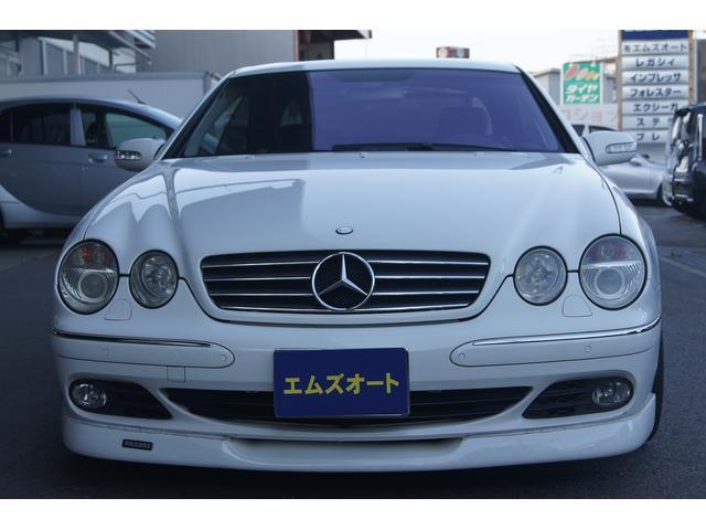 「メルセデスベンツ」「CLクラス」「クーペ」「広島県」の中古車2