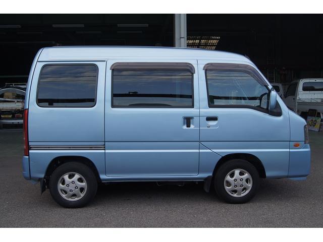 「スバル」「サンバーバン」「軽自動車」「広島県」の中古車3