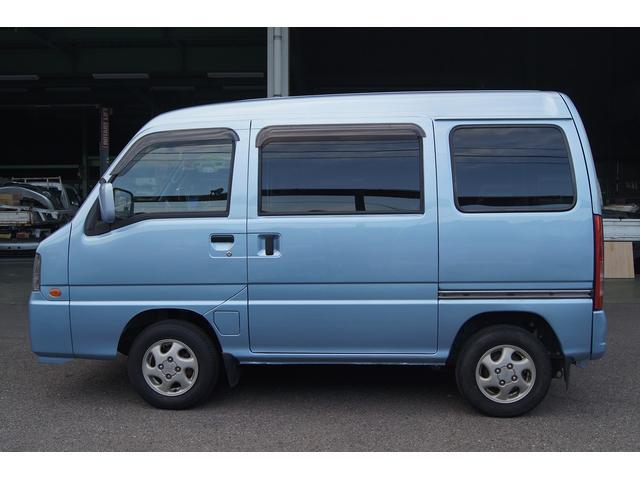 「スバル」「サンバーバン」「軽自動車」「広島県」の中古車4