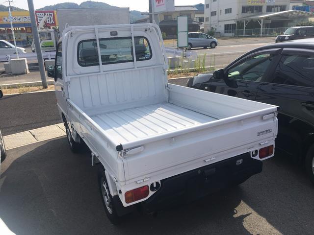 スバル サンバートラック TB 4WD 三方開