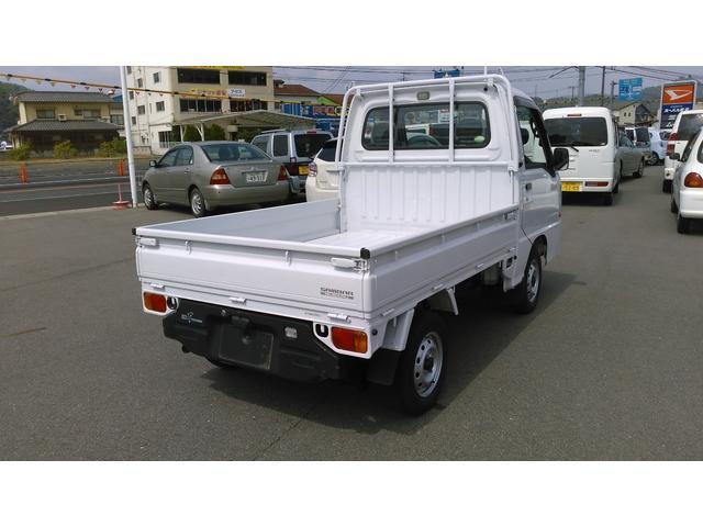 スバル サンバートラック TBエアコン・パワステ 最終モデル