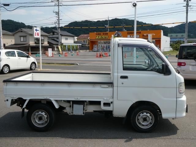 「ダイハツ」「ハイゼットトラック」「トラック」「広島県」の中古車4