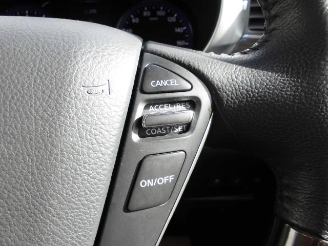 クルーズコントロール!!長距離運転時にはとても助かる装備です♪