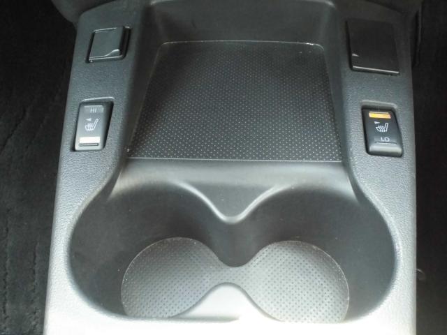 嬉しいシートヒーター付き!人間が快適に感じる部分を優先的に暖めます!冬場には必須です☆