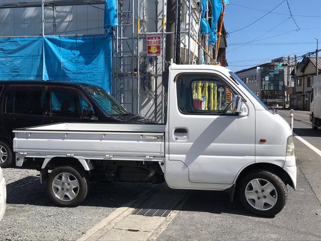 「スズキ」「キャリイトラック」「トラック」「岡山県」の中古車2