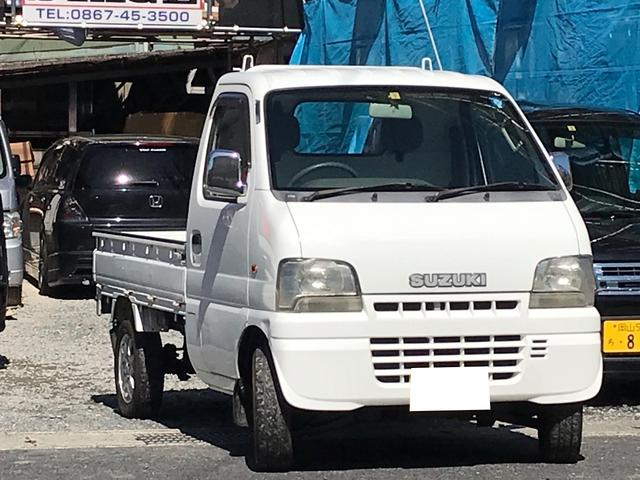 「スズキ」「キャリイトラック」「トラック」「岡山県」の中古車28