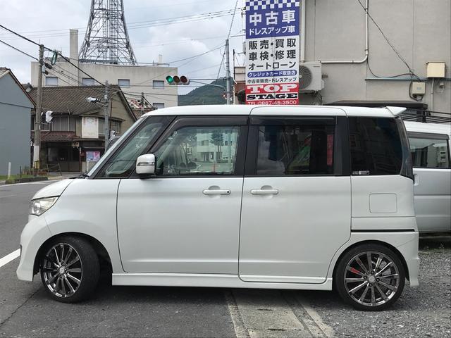 「スズキ」「パレット」「コンパクトカー」「岡山県」の中古車8