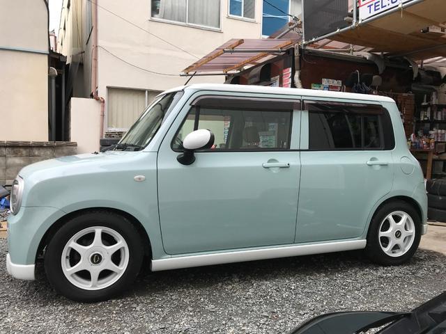 「スズキ」「アルトラパン」「軽自動車」「岡山県」の中古車8