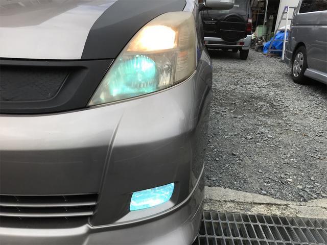 「トヨタ」「アイシス」「ミニバン・ワンボックス」「岡山県」の中古車44