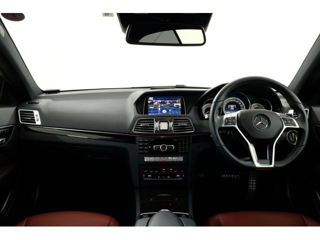 クーペ AMG パッケージ ワンオーナー 禁煙車 ナビTV(5枚目)