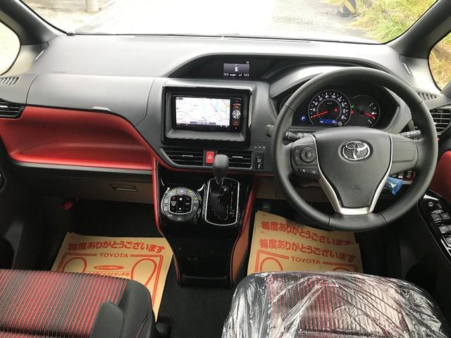 トヨタ ヴォクシー ZS ツインMR 寒冷地仕様 カロッツェリアSDナビ