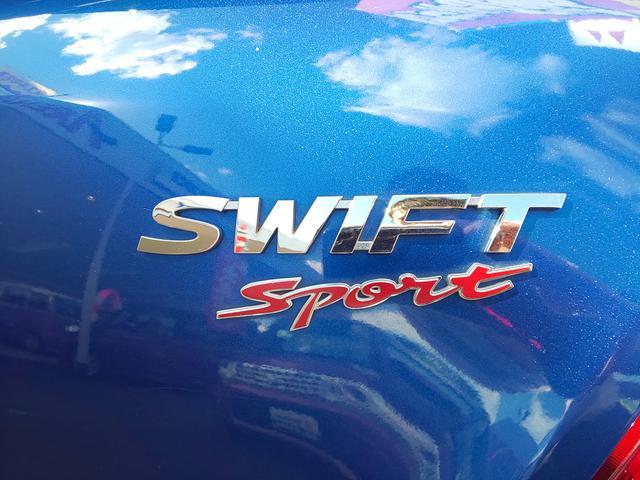 スズキ スイフトスポーツ スポーツ ZC32 2型