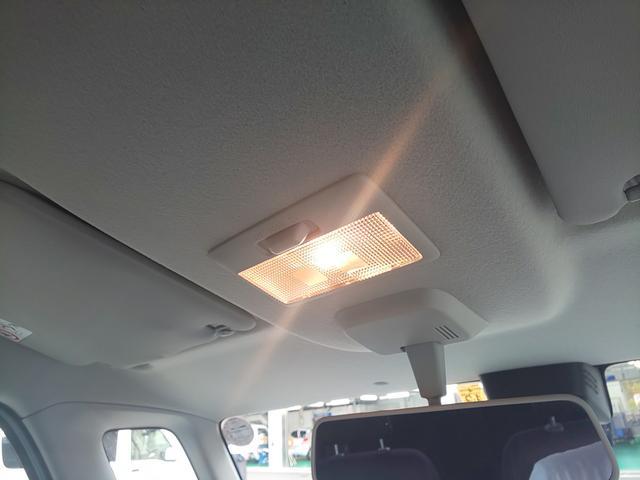 車内灯もあります。