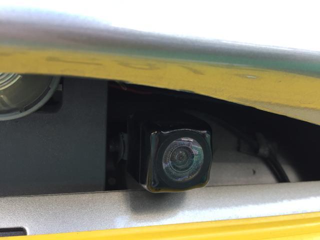 バックカメラ搭載車です。
