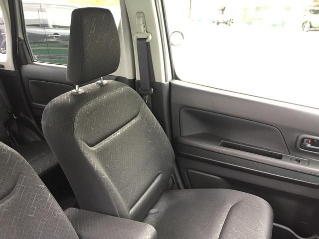 助手席シートです。