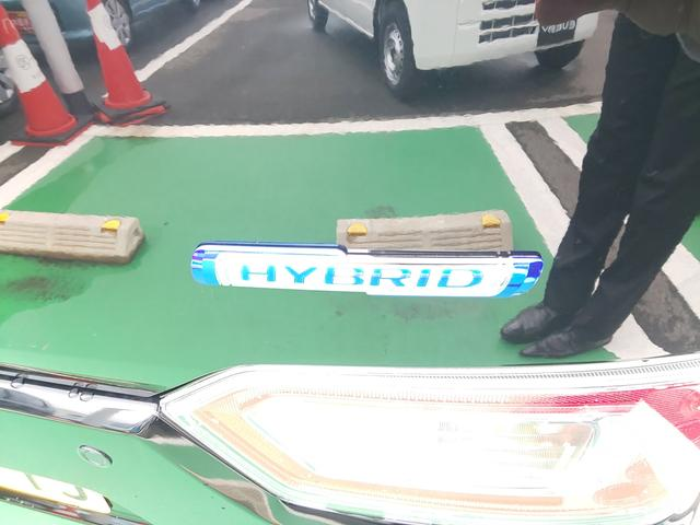 HYBRID FX 2型 スズキセーフティサポート(57枚目)