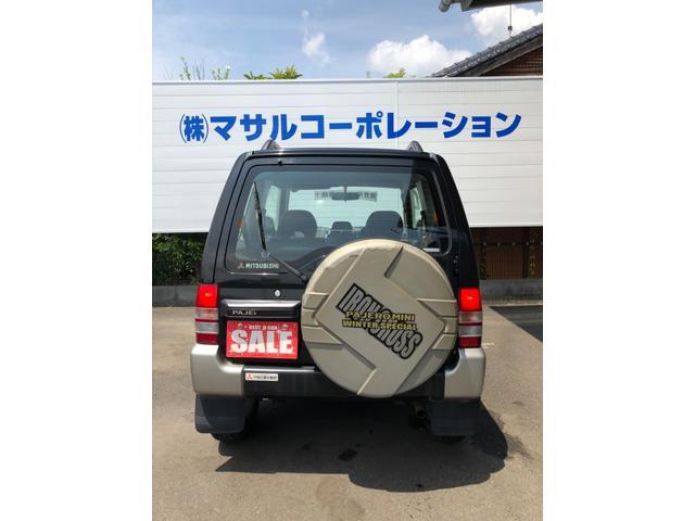 アイアンクロスX 切り替え式4WD 背面タイヤ フォグランプ(3枚目)