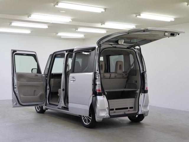 「ホンダ」「N-BOX+カスタム」「コンパクトカー」「岡山県」の中古車41
