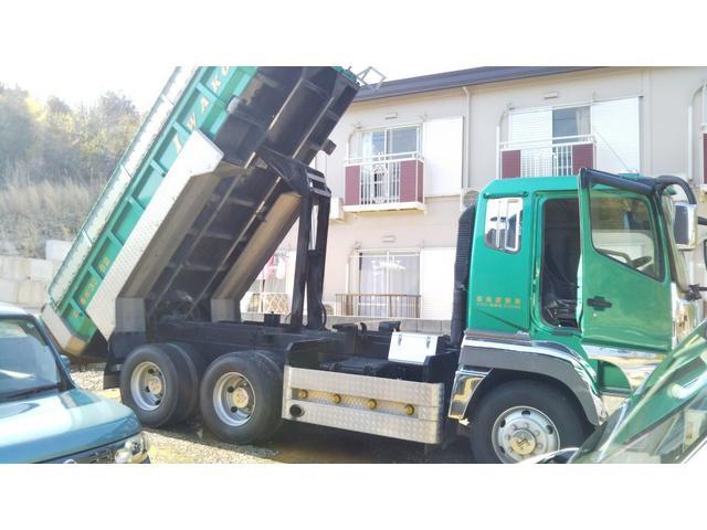 「その他」「スーパーグレート」「トラック」「広島県」の中古車11