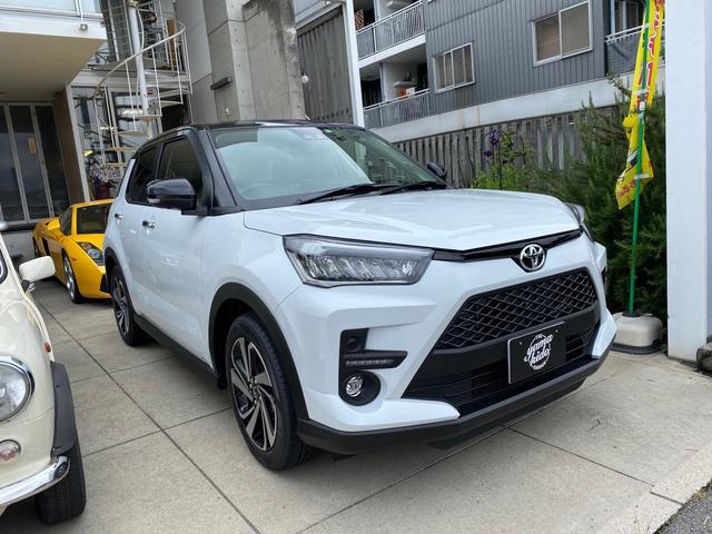 「トヨタ」「ライズ」「SUV・クロカン」「広島県」の中古車4