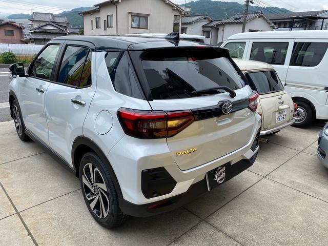「トヨタ」「ライズ」「SUV・クロカン」「広島県」の中古車6