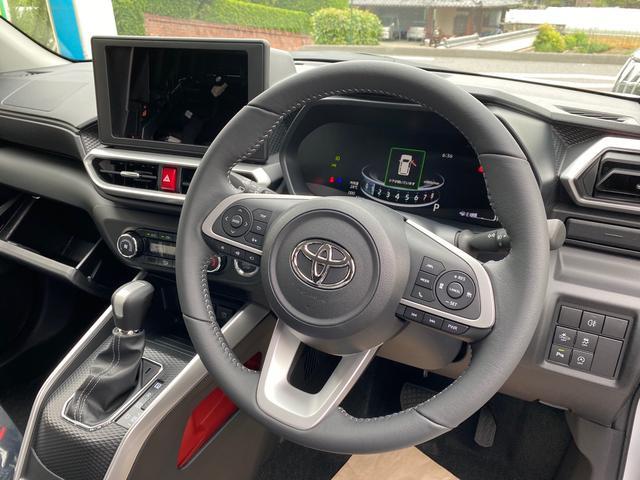 「トヨタ」「ライズ」「SUV・クロカン」「広島県」の中古車16