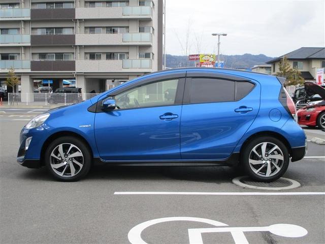 「トヨタ」「アクア」「コンパクトカー」「山口県」の中古車2