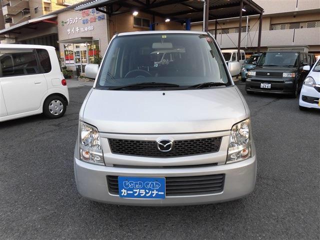 「マツダ」「AZ-ワゴン」「コンパクトカー」「山口県」の中古車2
