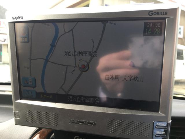 HDDナビ TV 運転席エアバッグ CD DVD AC PW(2枚目)