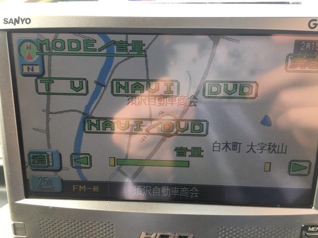 HDDナビ TV 運転席エアバッグ CD DVD AC PW(3枚目)