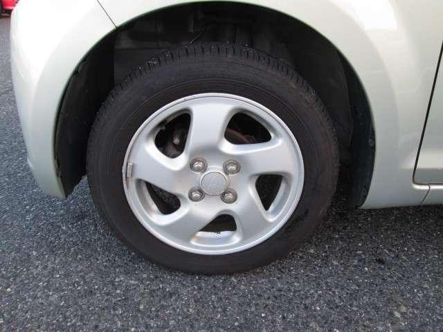 ダイハツ ムーヴ X フルタイム4WD スマートキー ABS アルミ CD