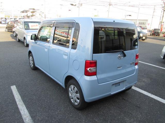 ダイハツ ムーヴコンテ L 4WD キーレス 純正ナビ ワンセグTV ABS