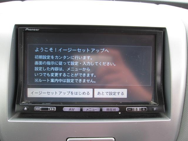 XG 4輪ABS ナビ ワンセグTV ETC キーレス(10枚目)
