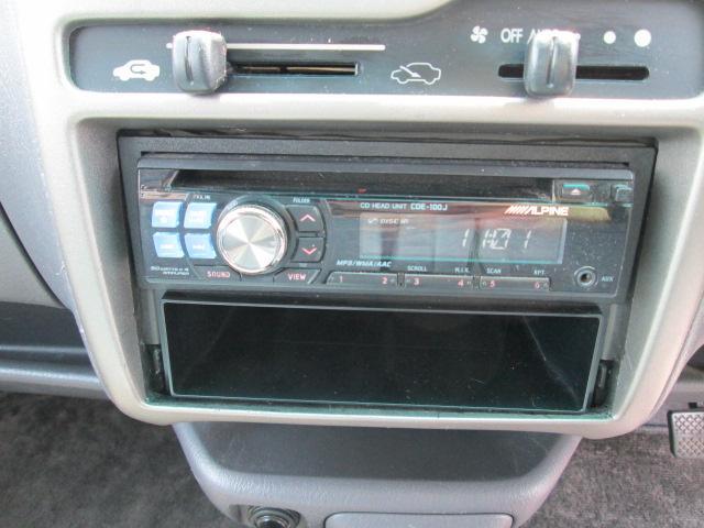 Lタイプ  ABS オートAC 電格ミラー CD アルミ(10枚目)