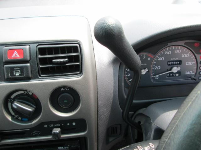 Lタイプ  ABS オートAC 電格ミラー CD アルミ(11枚目)