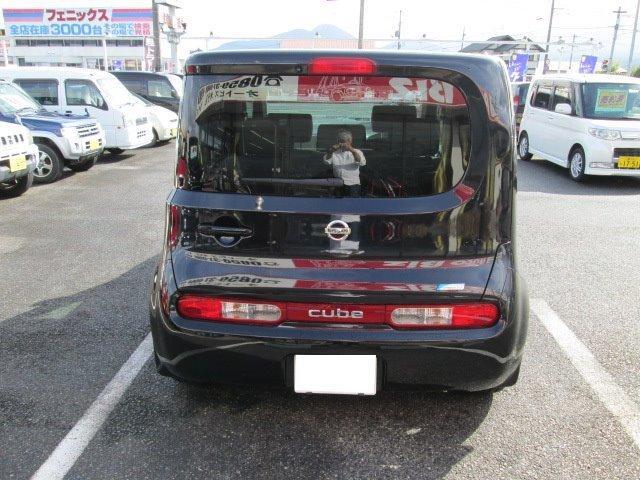 「日産」「キューブ」「ミニバン・ワンボックス」「鳥取県」の中古車3