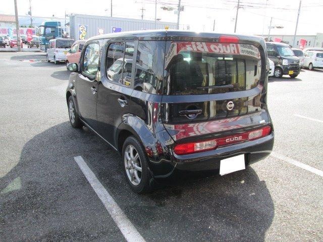 「日産」「キューブ」「ミニバン・ワンボックス」「鳥取県」の中古車9