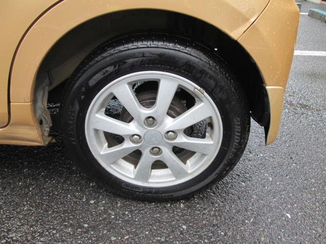 Xリミテッド フルタイム4WD CVT ABS 純正アルミ CD(20枚目)