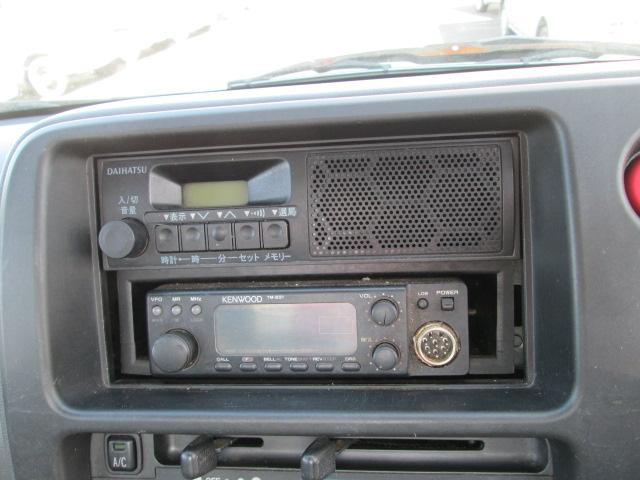 スペシャル 切替式4WD 5速マニュアル エアコン パワステ 3方開 ETC(10枚目)