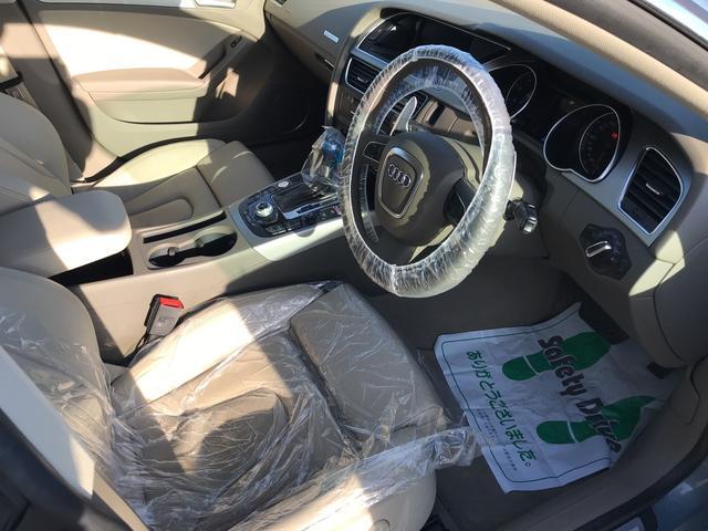 「アウディ」「A5スポーツバック」「セダン」「山口県」の中古車56