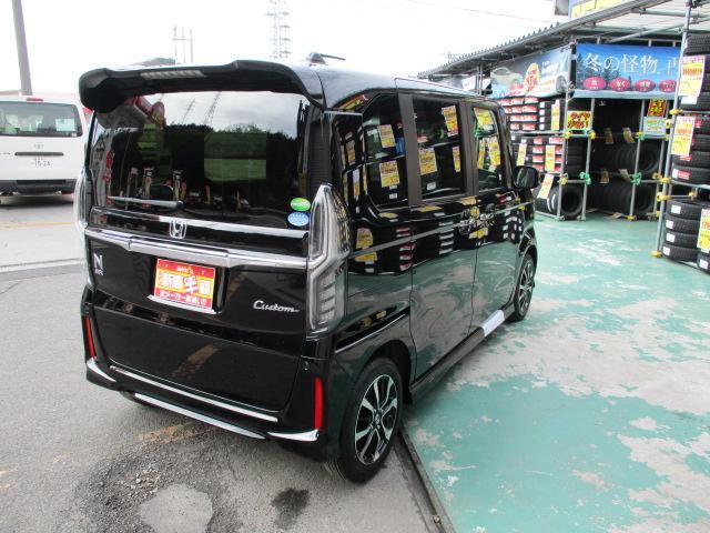 「ホンダ」「N-BOX」「コンパクトカー」「島根県」の中古車5