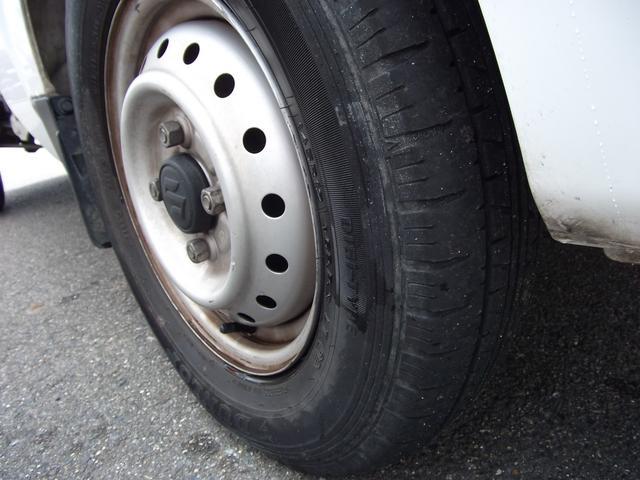 タイヤの溝もまだ大丈夫です