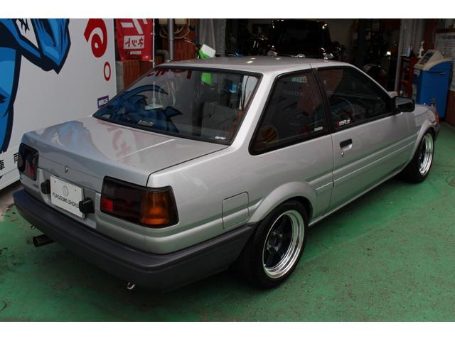 GT AE86 レストア済 AE111エンジン ブリッド(8枚目)