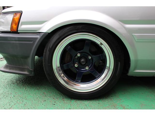 GT AE86 レストア済 AE111エンジン ブリッド(19枚目)