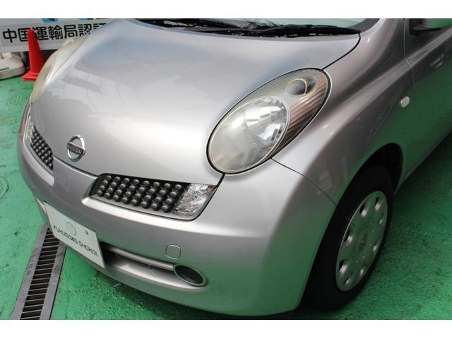 「日産」「マーチ」「コンパクトカー」「広島県」の中古車27